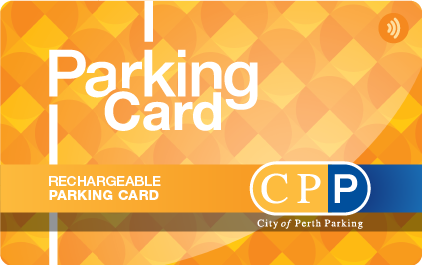 CPP Parking Card
