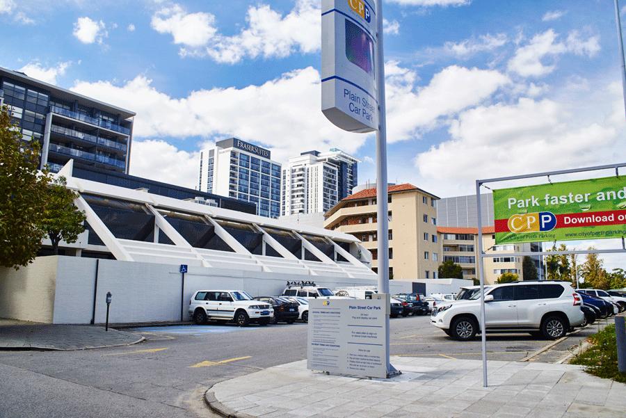 Long Term Car Park Perth