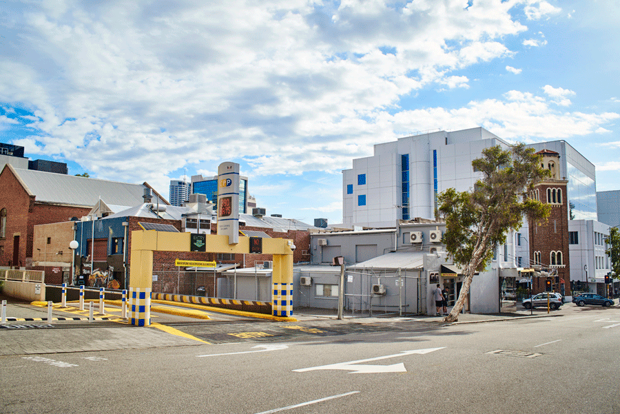 City Of Perth Parking Cpp Cultural Centre Car Park