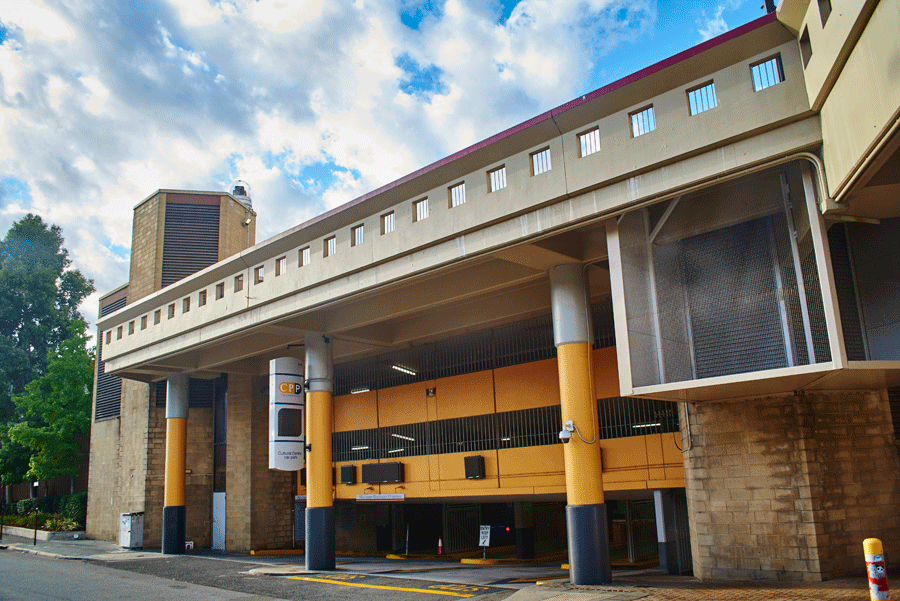 Cultural Centre Car Park Perth