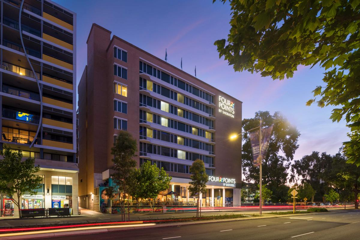Four Points by Sheraton Perth Parking | City of Perth Parking